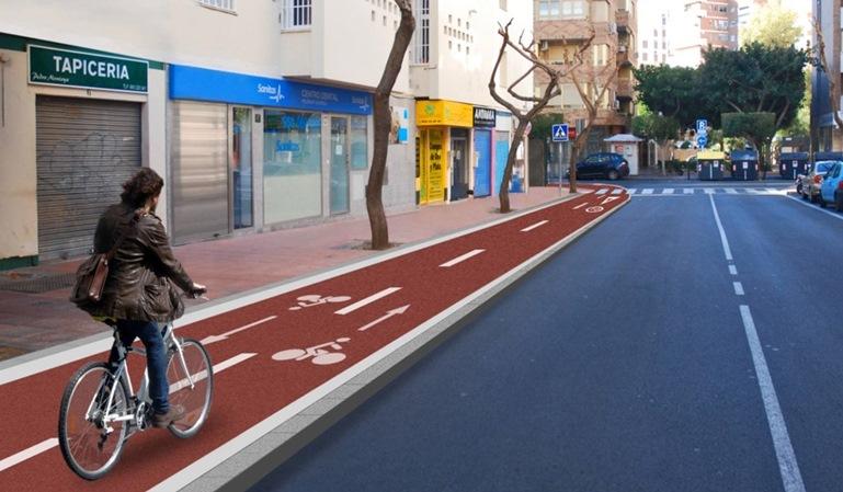 Ciclistas: derechos y obligaciones
