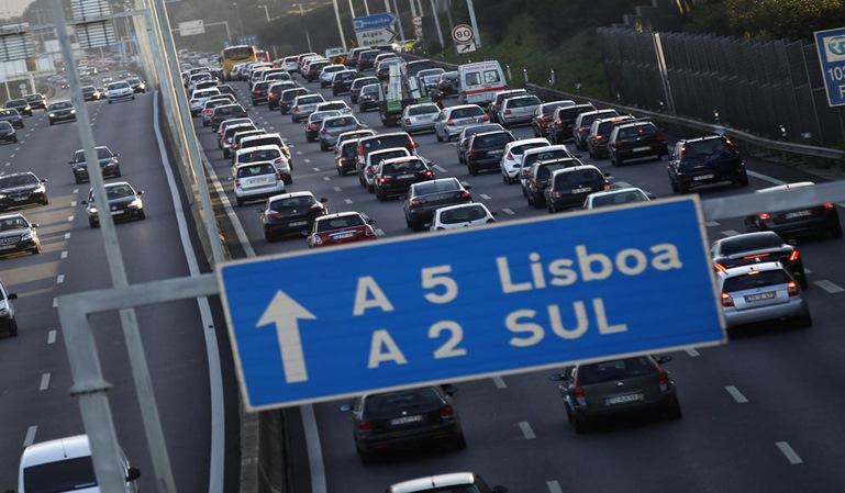 Circulación por carreteras de Portugal