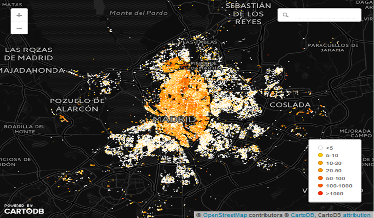 Multas en Madrid: dónde, cuánto y por qué.