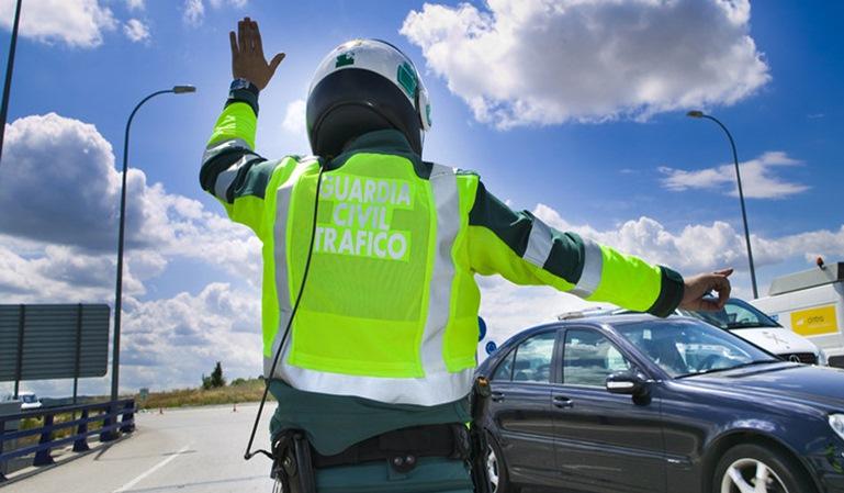 Guardia civil condenado por inventarse multas de tráfico