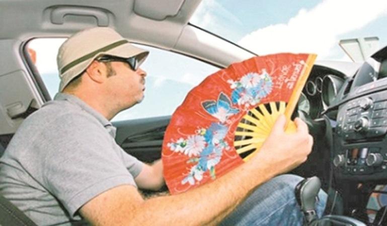 Cómo afecta el calor a la conducción