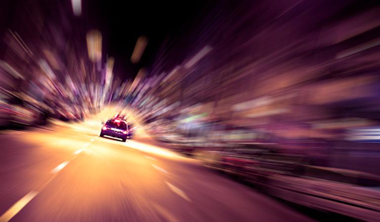 Más de 31.000 multas por velocidad en una semana