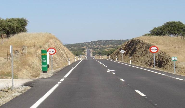 Campaña especial carreteras secundarias