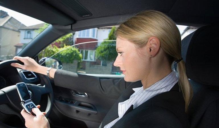 Accidentes de tráfico de camino al trabajo