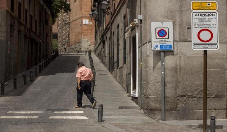 Madrid será la ciudad sin coches en el centro