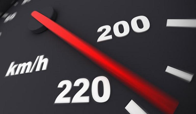 Excesos de velocidad históricos