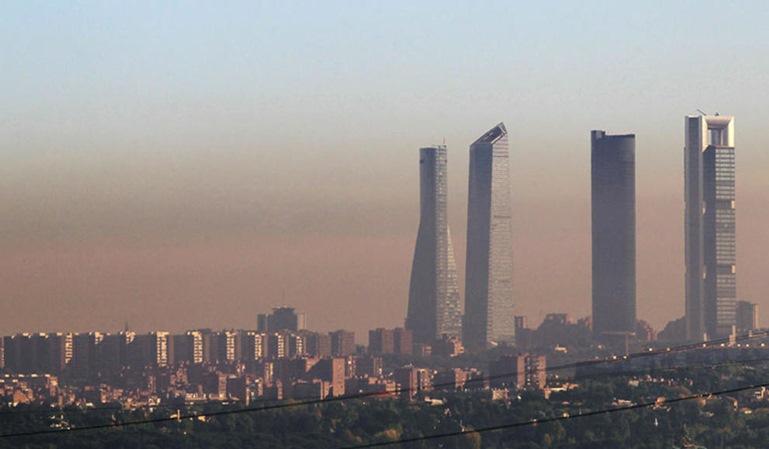 Protocolo por contaminación del Ayuntamiento de Madrid