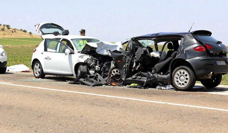 1160 personas fallecidas en carretera en 2016
