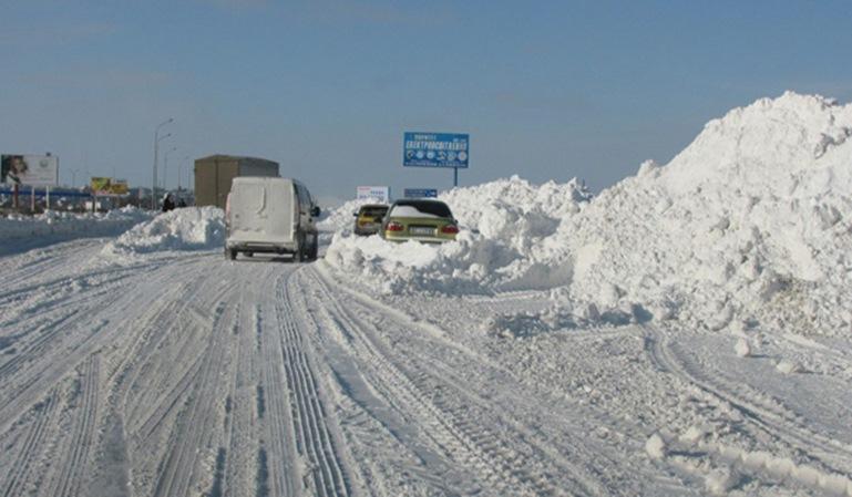 Cómo conducir con hielo