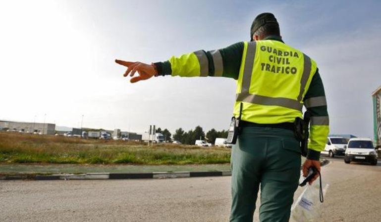 La Guardia Civil me da el alto. ¿Qué hago?