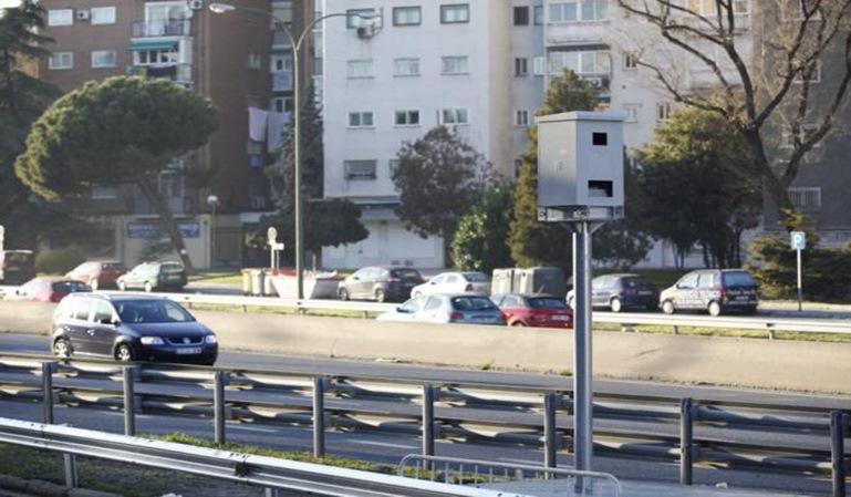Madrid: sus multas más comunes
