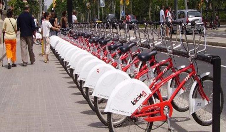 350 ciclistas multados en Barcelona por conducir borrachos
