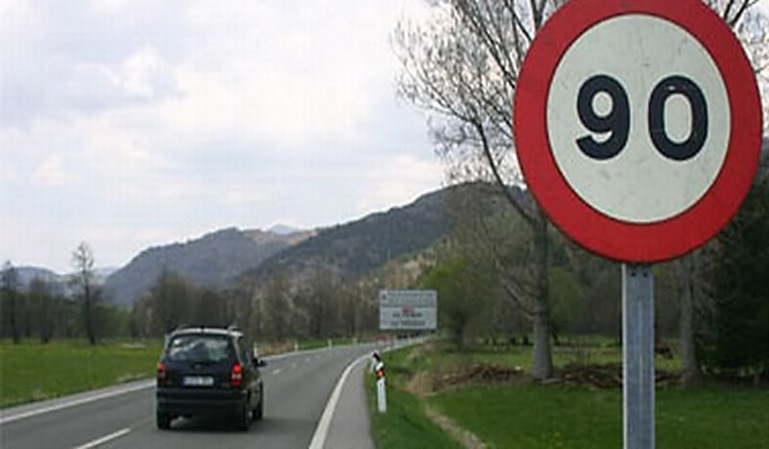 Aumenta la vigilancia en carreteras secundarias