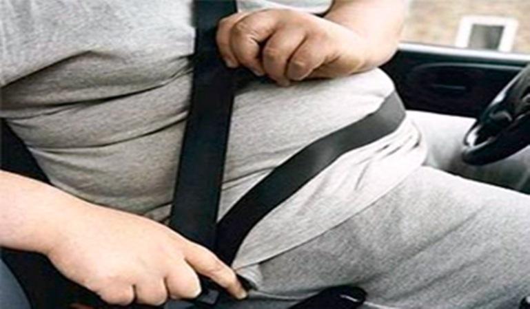 CDómo afecta la obesidad al conducir