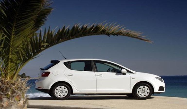 Alquilar un coche en verano según la provincia