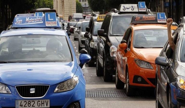 500 nuevos empleos para examinadores de tráfico