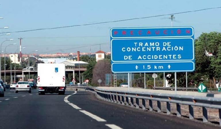 El número de víctimas mortales en carretera desciende