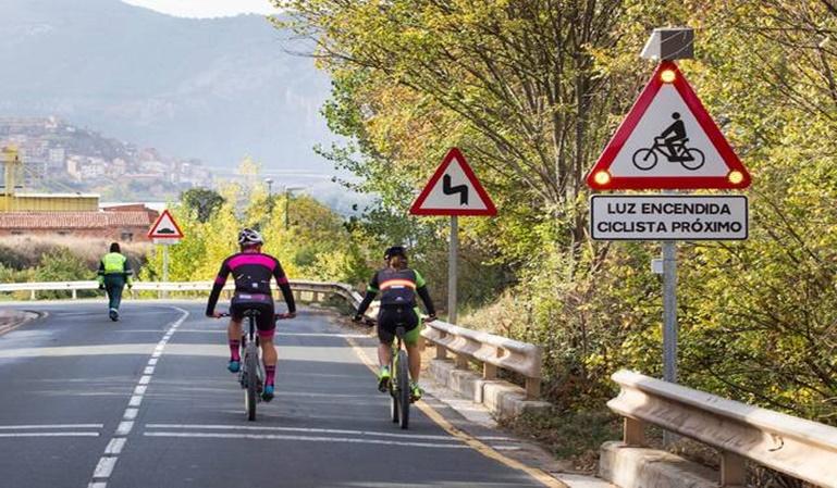 Sistema de detección de ciclistas