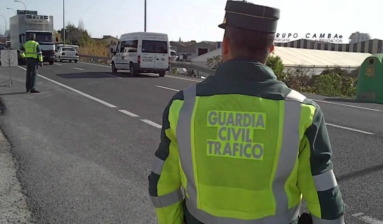 Campaña especial en carreteras convencionales