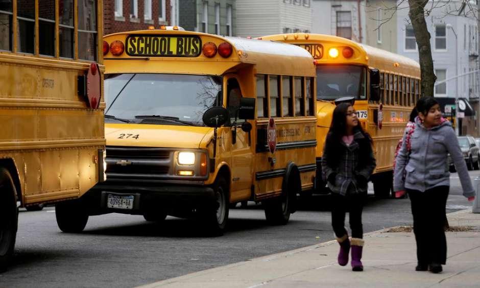 La seguridad del transporte escolar