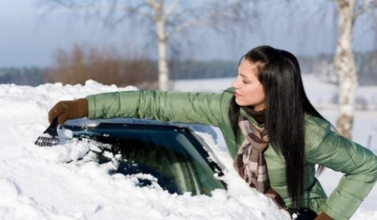 Cómo cuidar tu coche en invierno