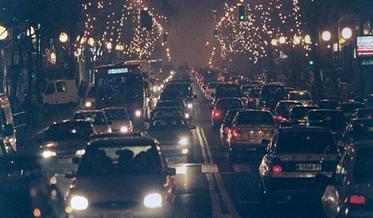 Cómo conducir en Navidad