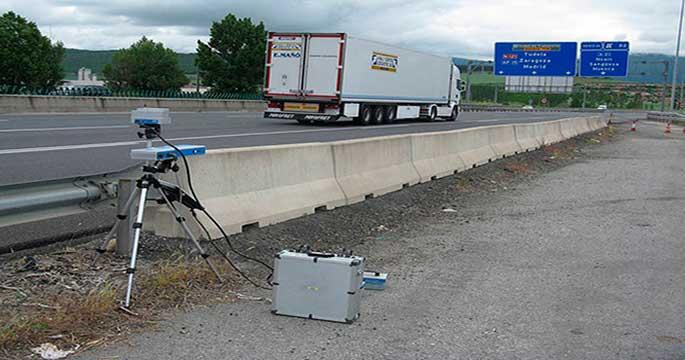 Los 18 nuevos radares láser para carreteras secundarias