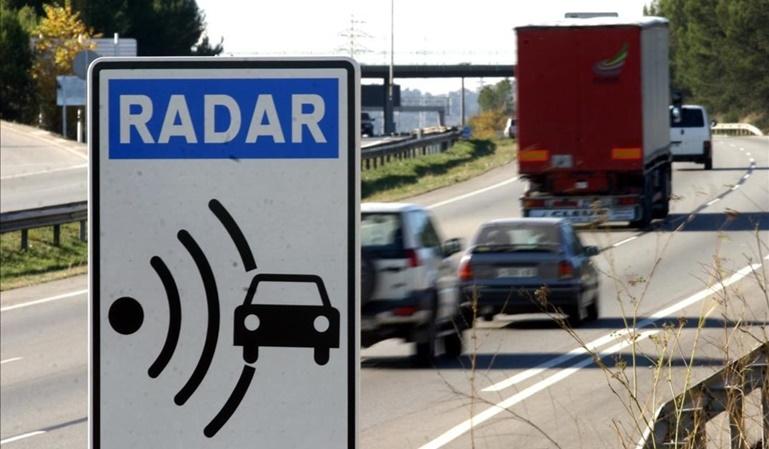 El radar de tramo