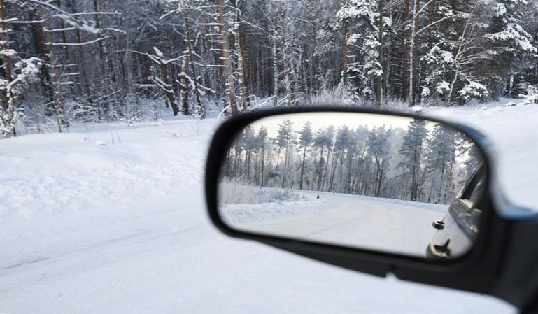Aviso de nevadas este fin de semana
