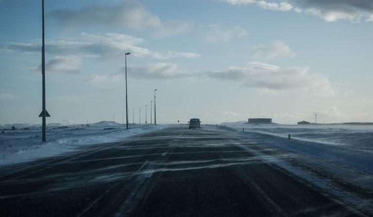 Consejos para conducir con hielo