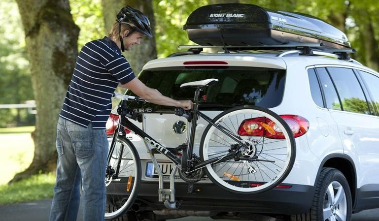 Cómo llevar la bici en el coche