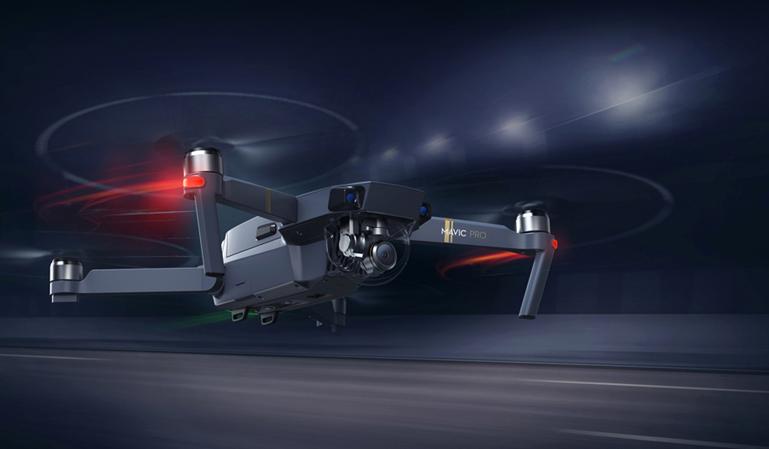 Los drones de la DGT