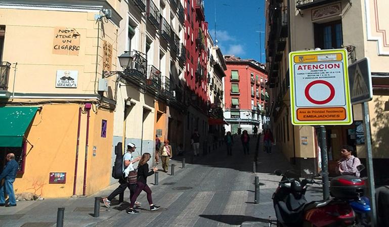 Madrid estrenará la APR del centro en verano