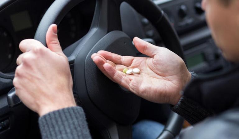 Medicamentos peligrosos para conducir