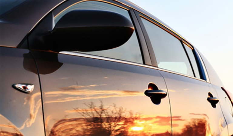 En verano protege tu coche
