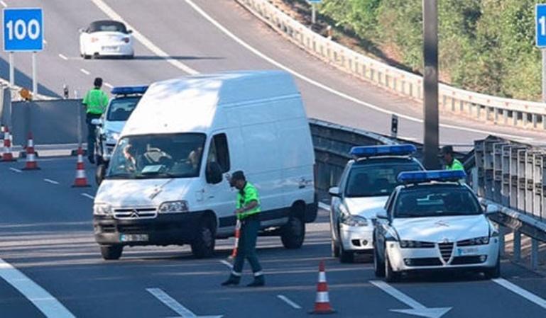 Las furgonetas, nuevo objetivo de la DGT