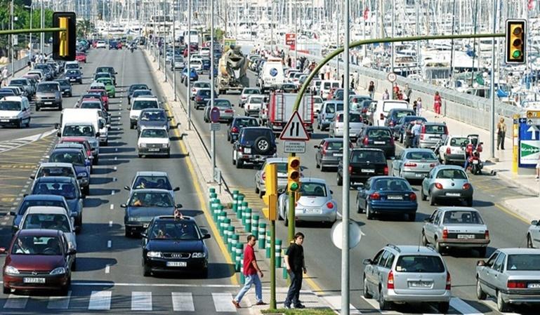 Baleares va a prohibir la entrada a los diésel