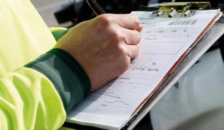Las multas le dan a la DGT más de 1 millón diario