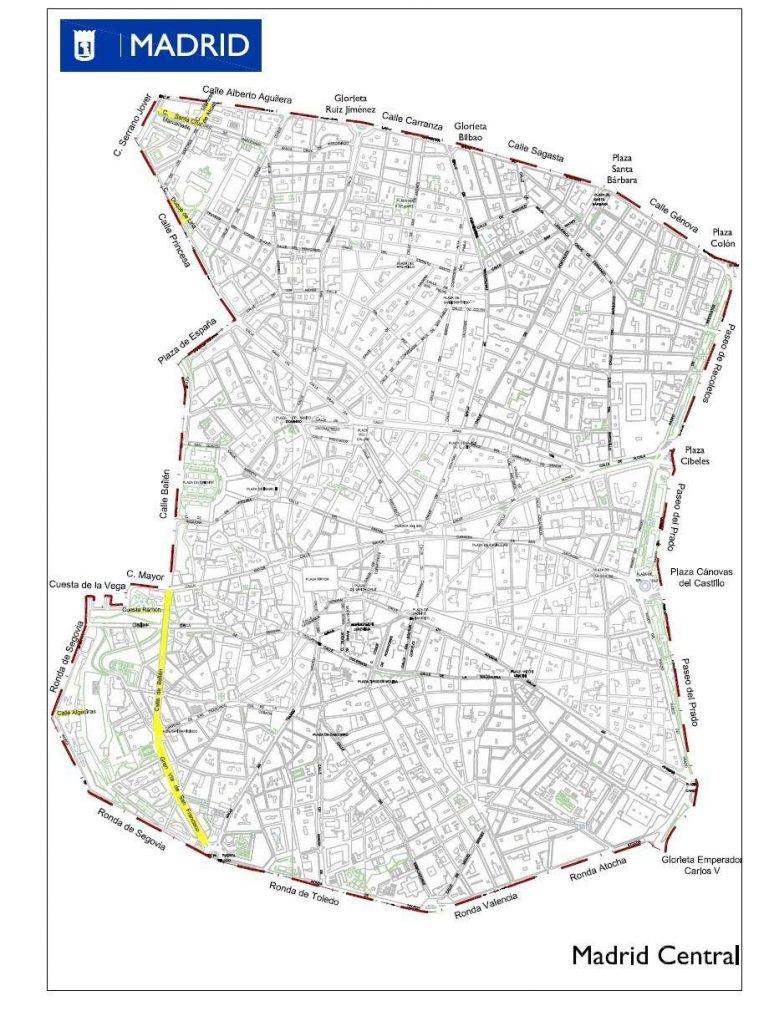 Preguntas frecuentes sobre Madrid Central: Todo lo que tienes que saber