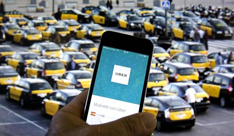 Uber y Cabify podrían cerrar en Cataluña