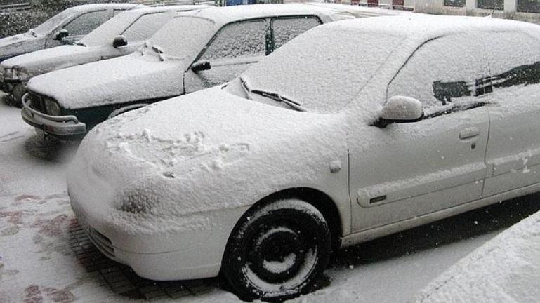 El frío y los coches