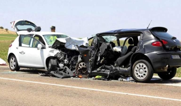 Causas de accidentes en carretera