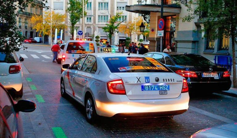 Nuevas matrículas para vehículos de transporte colectivo