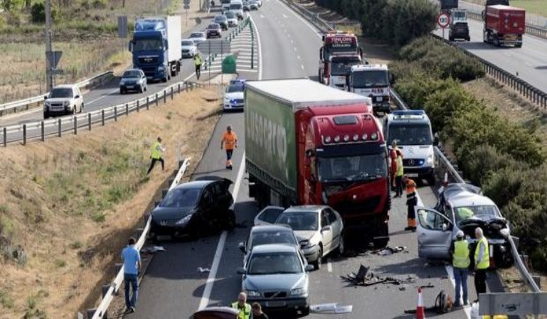 Endurecimiento del Código Penal en los accidentes de tráfico