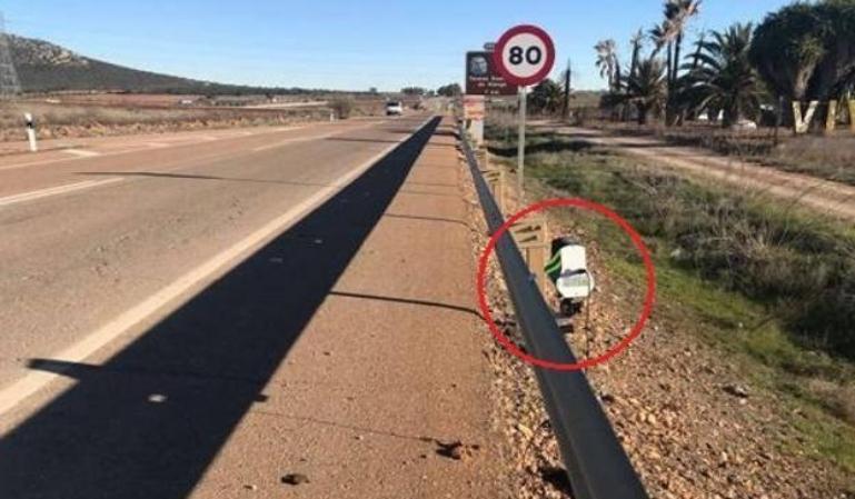 Los radares ocultos de nuestras carreteras