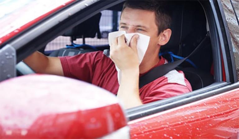 Enfermedades que dificultan la conducción