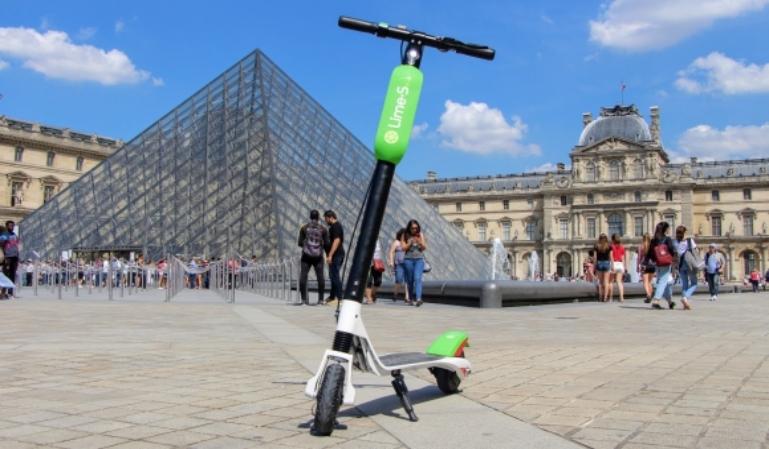 Prohibiciones en París para los patinetes eléctricos