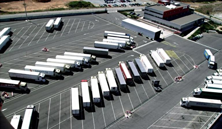¿Dónde están las mejores áreas de descanso para transportistas?