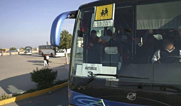 La seguridad en los autobuses escolares