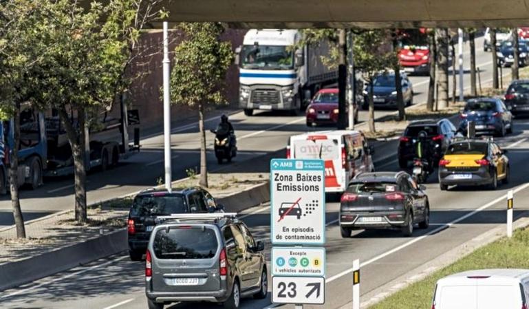Barcelona contará con una Zona de Bajas Emisiones el año que viene